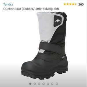 Tundra Quebec Toddler Boot size 6
